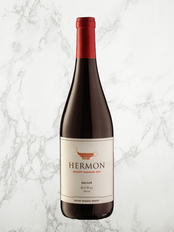 Golan Heights Winery Mount Hermon - Red 2018